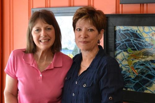 marilyn and db 7-2-2011 10-55-43 AM
