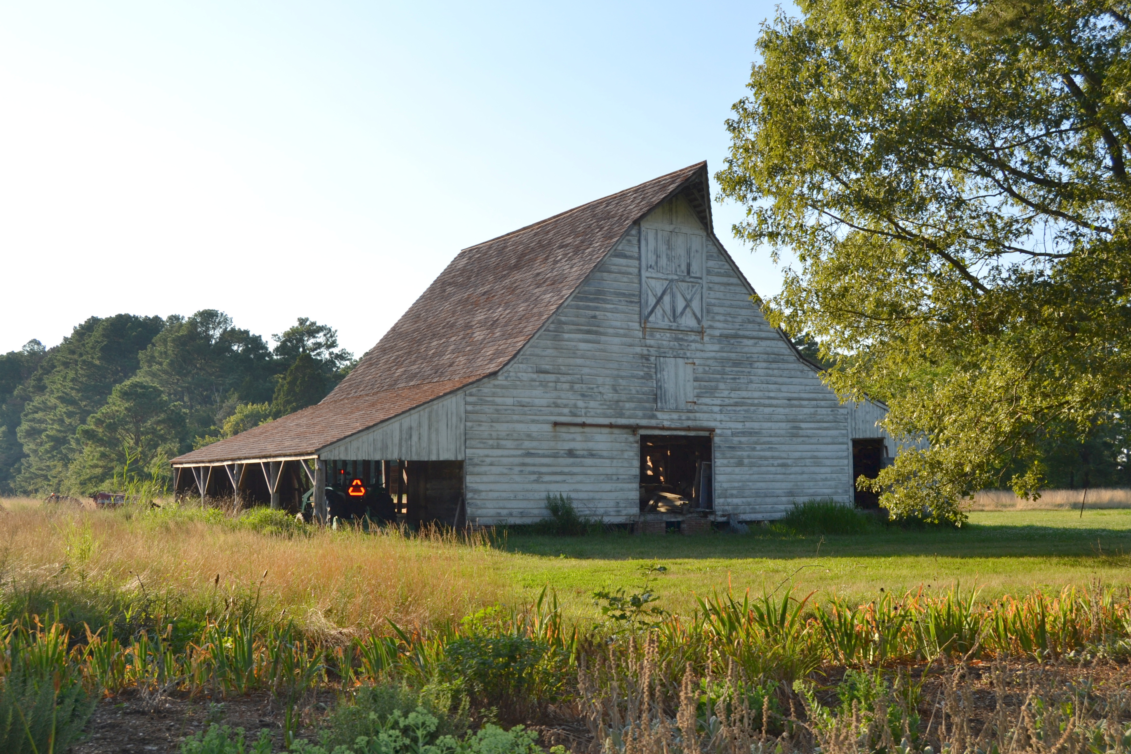 white barn | these days of mine - photo#11