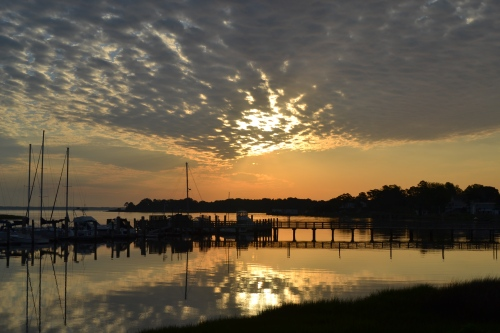 sunrise 5-17