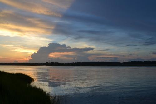 sunset june 23 6-23-2013 8-18-02 PM