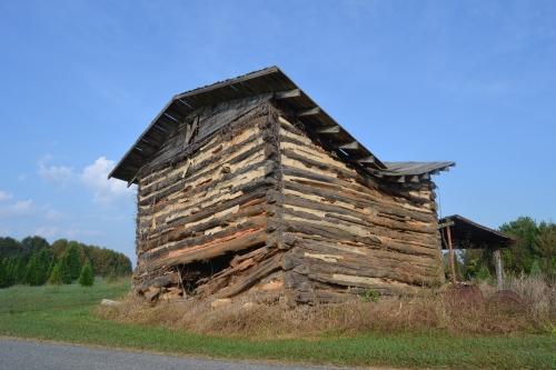 old log barn 10-6-2013 9-09-28 AM