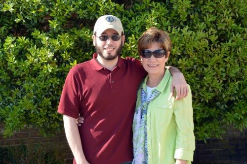 marshall and mom 5-11-2014 8-28-04 AM