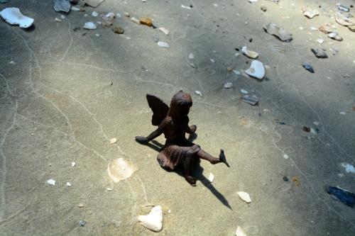 fairy on the sand 6-7-2014 11-06-17 AM