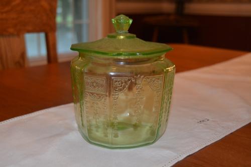 depression cookie jar
