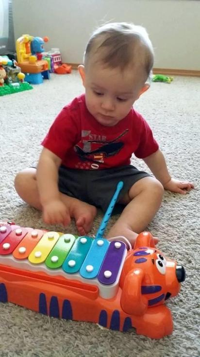 jase and xylophone