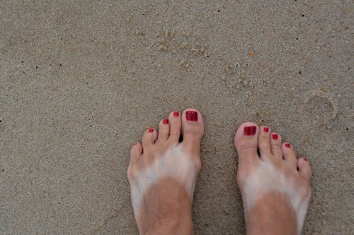 toes in the sand 9-12-2014 7-36-52 AM