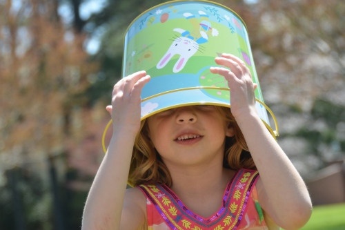livy easter bucket 4-5-2015 1-04-27 PM