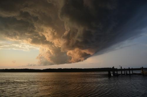 storm cloud and marina 7-6-2015 8-02-04 PM