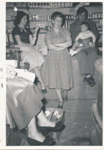 pic at grandma's store