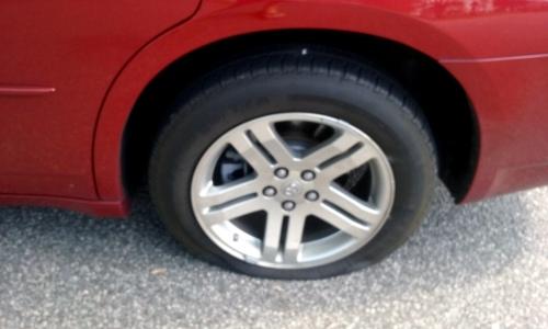 flat tire1