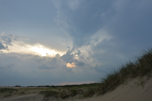 clouds and dunes 6-12-2016 7-01-22 PM