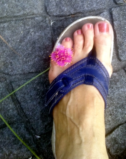 toe flowers